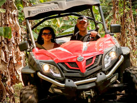 ATV & Buggy Tours in Chiang Mai, Thailand.